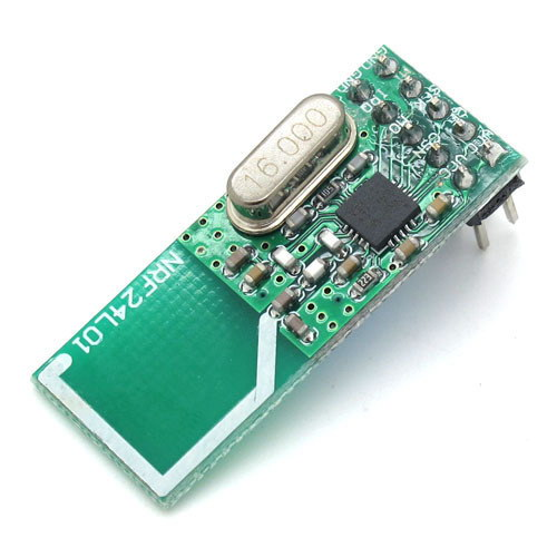 2.4Ghz Wireless Nrf24l01 Module Arduino supported