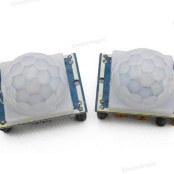 HC-SR501 PIR Motion Sensor (Passive Infrared Sensor) 02