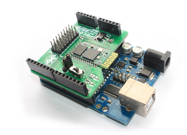 shield bluetooth arduino