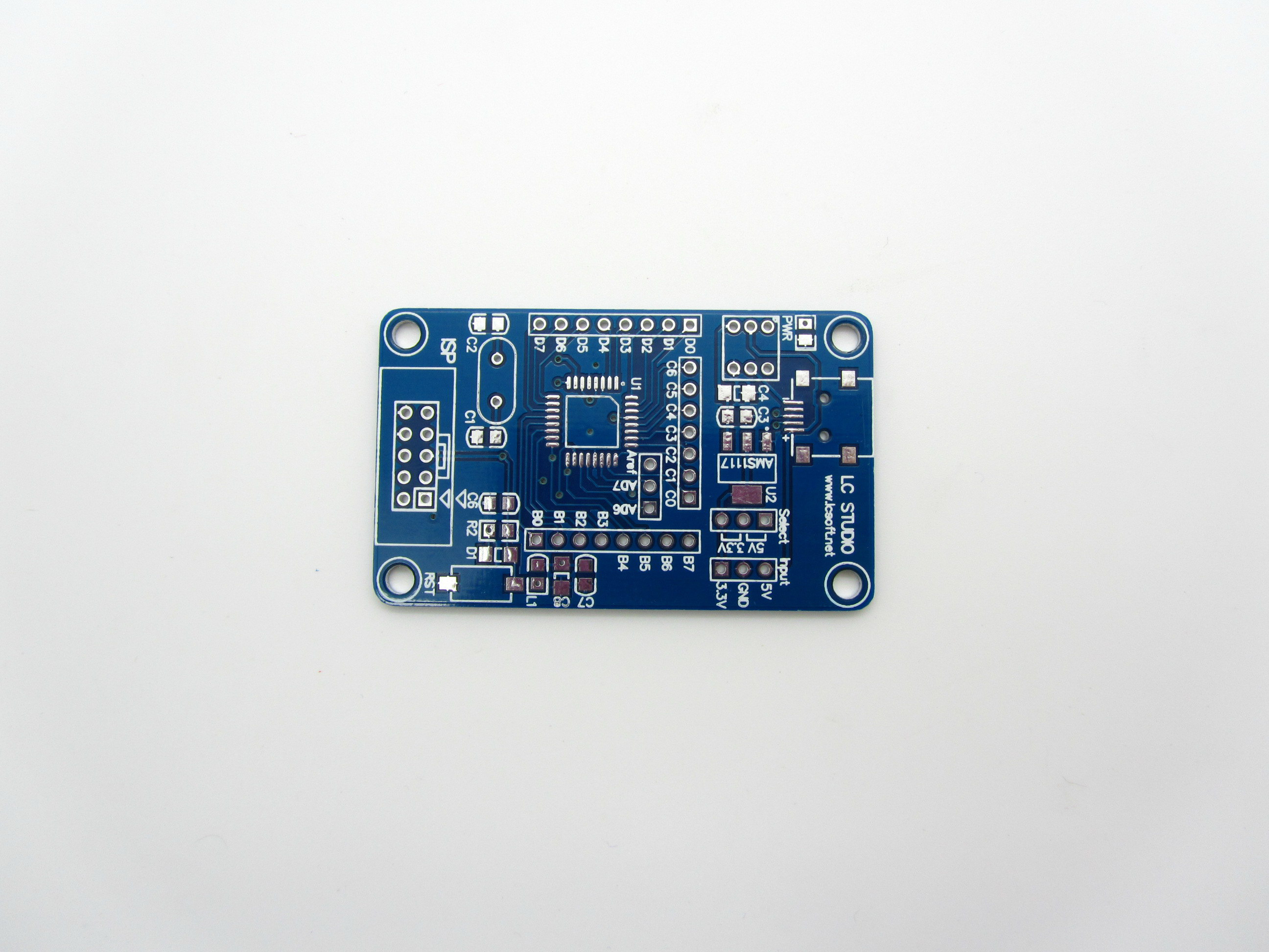ATmega8 48 88 168 SMD Development Board
