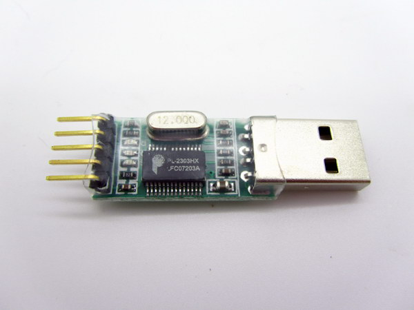 New Version, PL2303HX USB-TTL Programmer 1