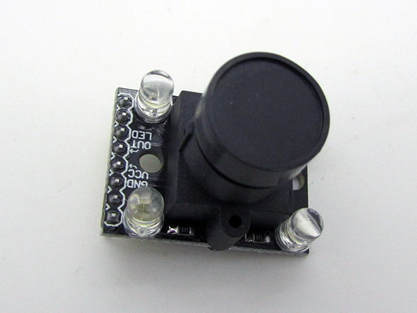 TCS230 TCS3200D Color sensing sensor module inlcuding Wide-angle lens