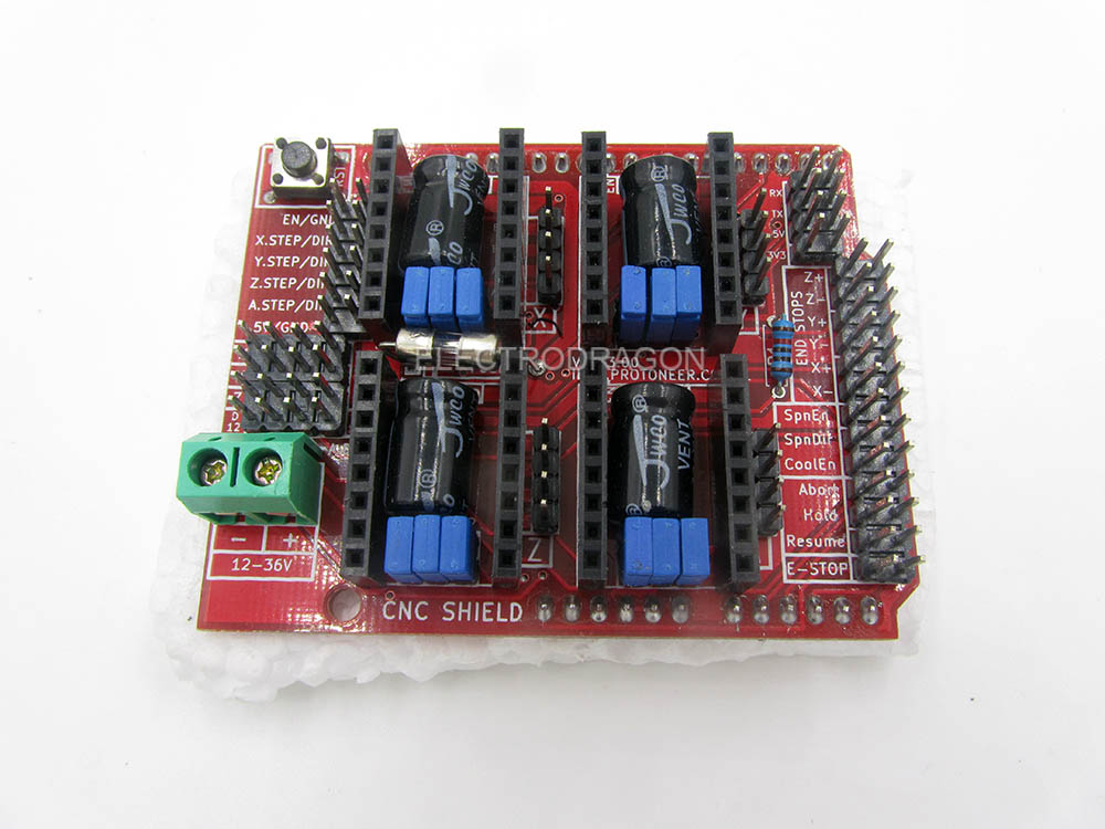 Arduino Cnc Shield Grbl Arduino cnc shield v grbl compatible use