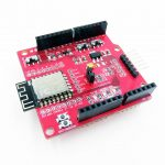 ESP8266 Wifi Arduino (UART) Extension Board 02