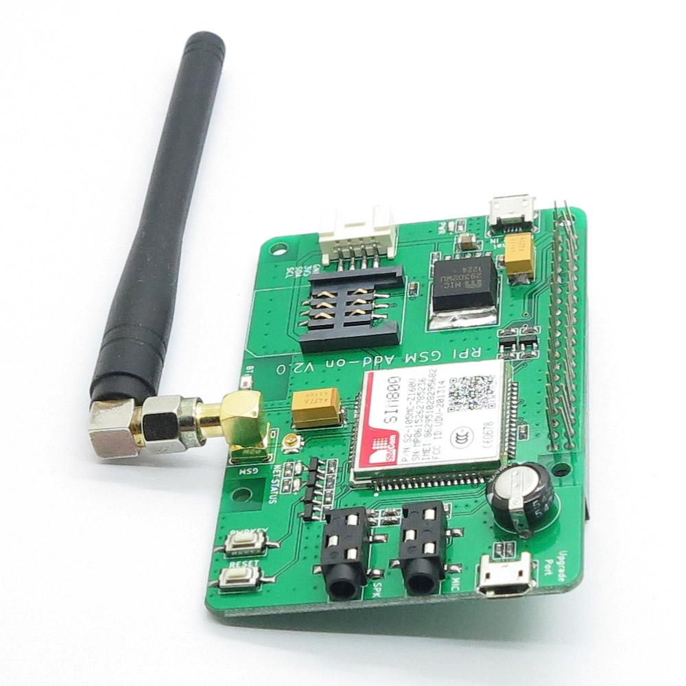 Raspberry pi sim gsm gprs r module shield for rpi