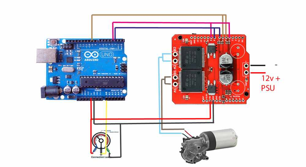 Monster Moto Shield Vnh2sp30 together with How To Control A Stepper Motor With Raspberry Pi And L293d Uln2003a furthermore more 362 likewise Cp2102 Module Usb To 33v Ttl P 35 additionally GT2560. on stepper motor driver schematic